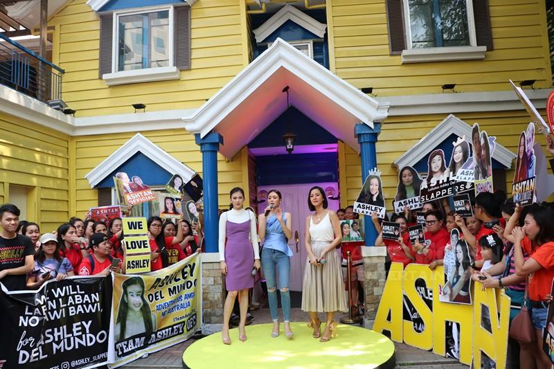 IN PHOTOS: PBB Otso Back To Bahay Salubong with Ashley & Kaori