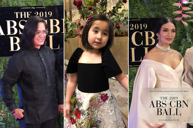 ABS-CBN Ball 2019: Non-Kapamilya stars who rocked the Red Carpet