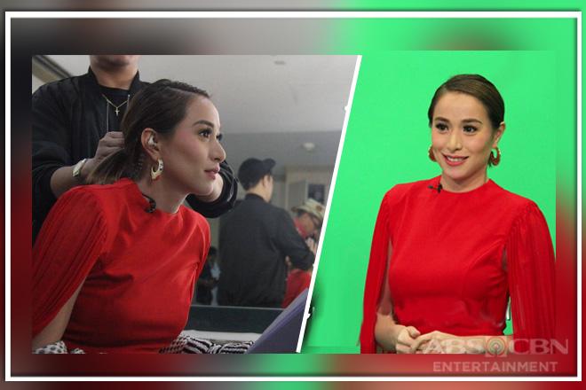 Behind-The-Scenes: Ang muling pagsabak ni Cristine Reyes sa Star Patrol