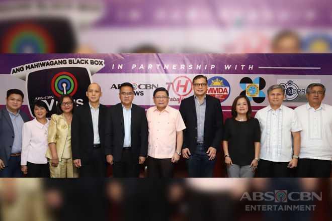 ABS-CBN partners with PAGASA, MMDA, NDRRMC for real-time alerts