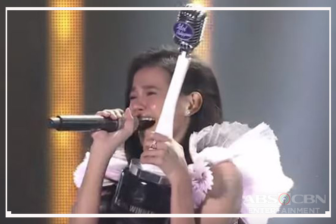 Zephanie, kauna-unahang Idol Philippines Grand Winner
