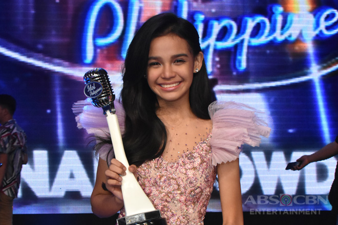 WATCH: Idol Philippines Grand Winner Zephanie Dimaranan's Top Performances
