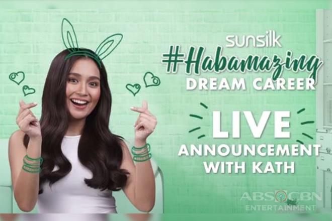 WATCH: Kathryn Video Calls Lucky Fans, Talks About Their Dream Career!