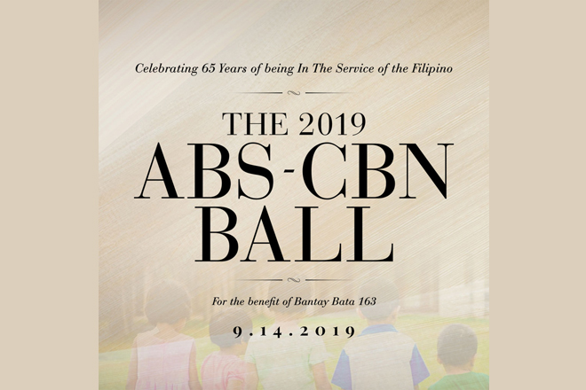 ABS-CBN Ball 2019 to grant scholarships to underprivileged children
