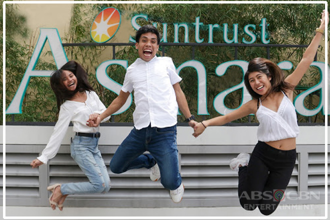 Suntrust welcomes its new homeowners, Yamyam, Kiara and Yen