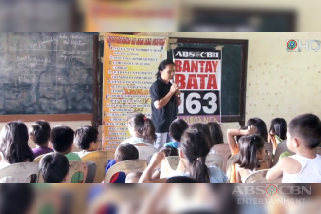 Bantay Bata 163 helps children carve new paths in life