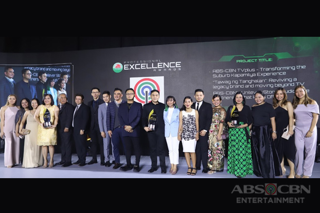 ABS-CBN bags seven awards in the 17th Philippine Quill Awards