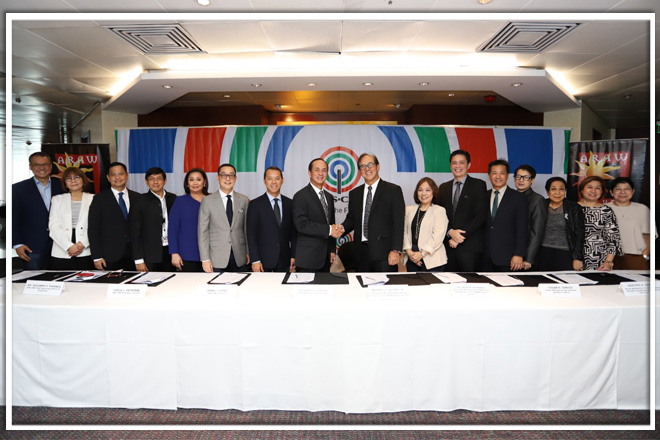 ABS-CBN seals partnership with Advertising Foundation of the Philippines