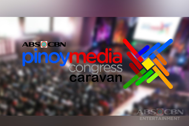 ABS-CBN kicks off first Pinoy Media Congress Caravan