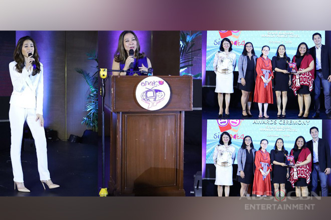 """Matanglawin"" and Knowledge Channel's ""Kwento"" series triumph at 2019 Sinebata Awards"