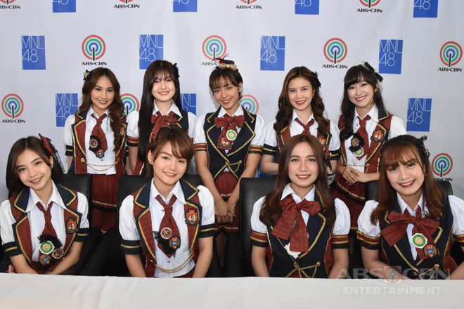 MNL48 renews contract with ABS-CBN
