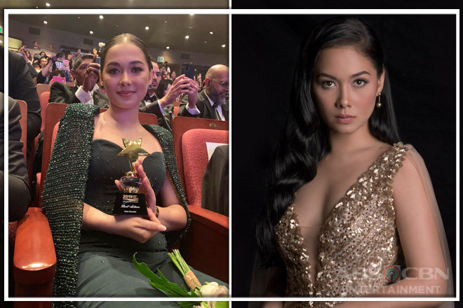 Maja Salvador, kauna-unahang Best Actress sa 1st Asia Contents Awards