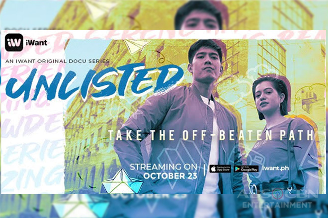 "Why you should add Robi and Sue's travel show ""Unlisted"" to your iWant binge list"