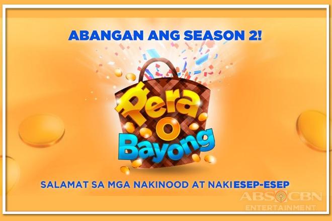 "ABS-CBN's ""Pera O Bayong"" makes digital comeback via Kumu app"