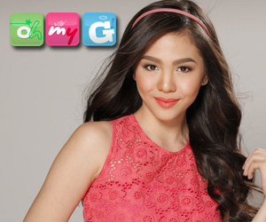 """Janella stars in her own drama series via Abs-Cbn's """"Oh My G!"""""""