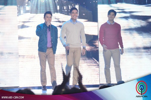 PHOTOS: The Hottest Teleserye Leading Men on Asap Stage
