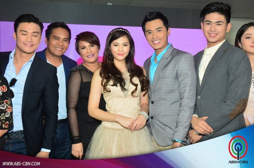 Presenting the cast of Oh My G!