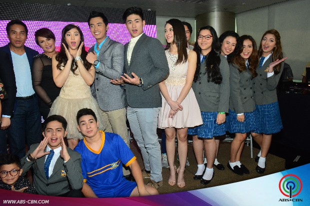 PHOTOS: Janella and friends, napa-Oh My G!