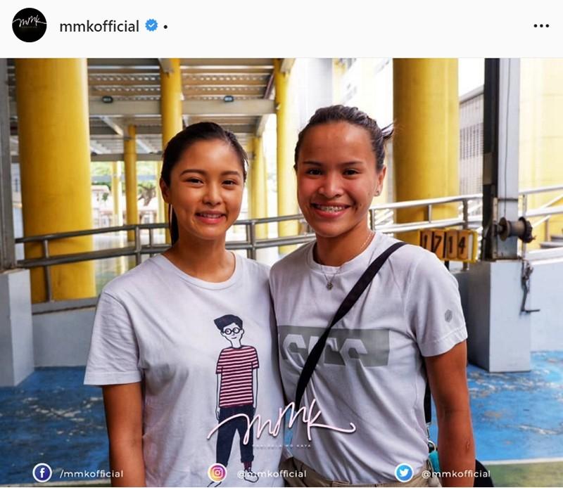 """PHOTOS: Kilalanin ang MMK """"MVP"""" letter sender na si Sisi Rondina"""