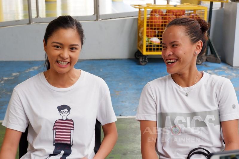 Behind-The-Scenes: Pasilip sa paghahanda ni Kim Chiu bilang si Sisi Rondina sa MMK
