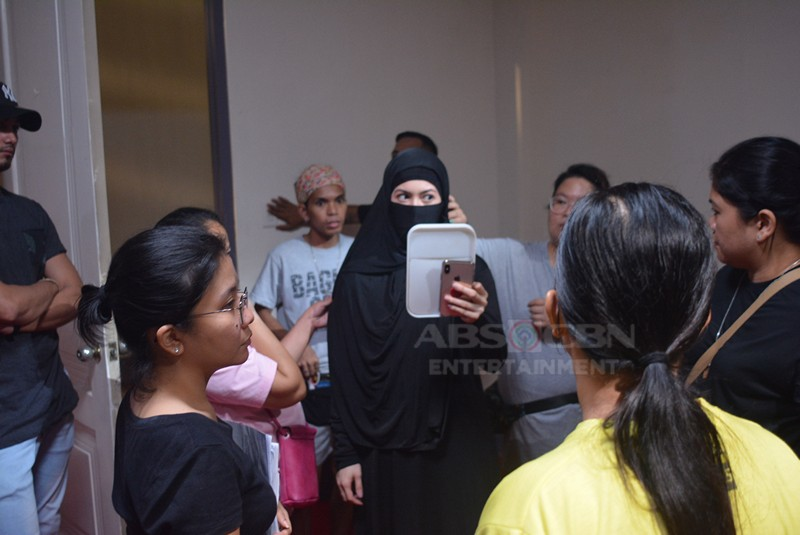 Behind-The-Scenes: Paghahandang ginawa ni Shaina Magdayao para sa #MMKBabangonAkoAtLalaban
