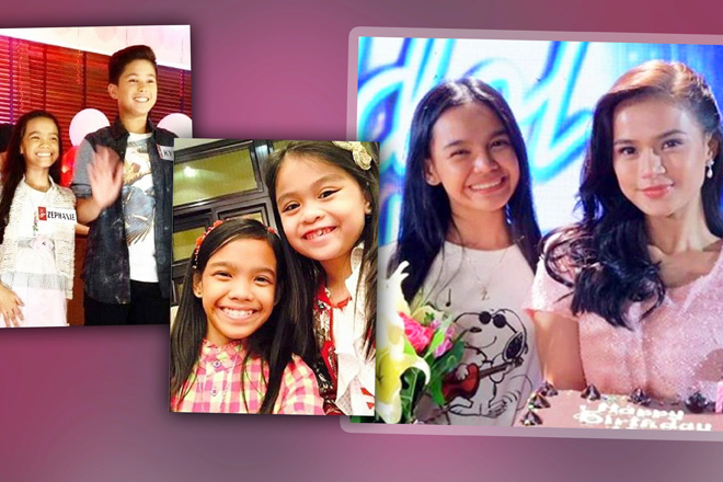 THROWBACK PHOTOS: MMK letter sender Zephanie's journey from her 'kontesera' days to becoming an IDOL!
