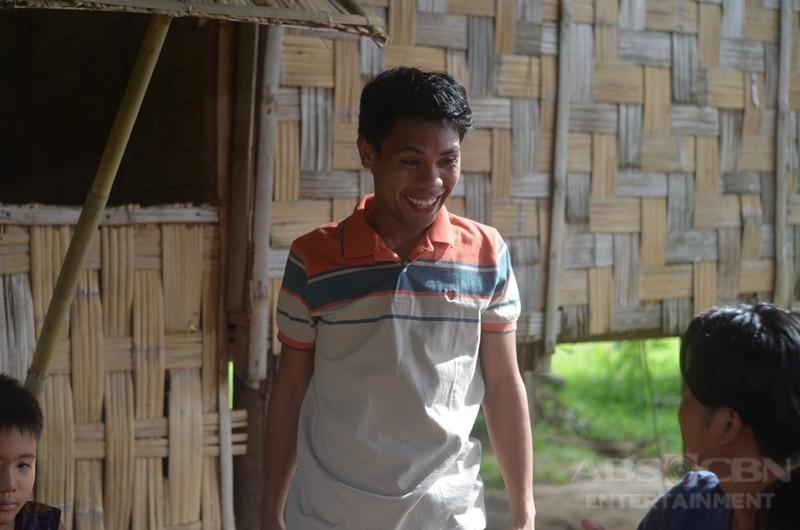 PHOTOS: Pasilip sa paghahandang ginawa ni Yamyam sa MMK